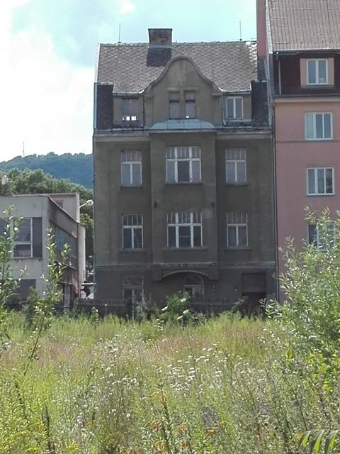 Kancelářská budova, Ústí nad Labem, Střekov, ul. Zeyerova