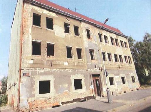 Spoluvlastnický podíl 1/2 k nemovitostem v Ústí nad Labem, Předlicích